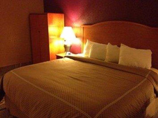Virginia Inn: King Bed