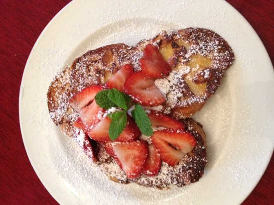 Chelsea Station: Grand Marnier French Toast