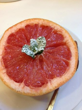Chelsea Station: Ruby red grapefruit