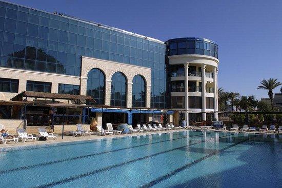 Rimonim Central Park Eilat : Hotel