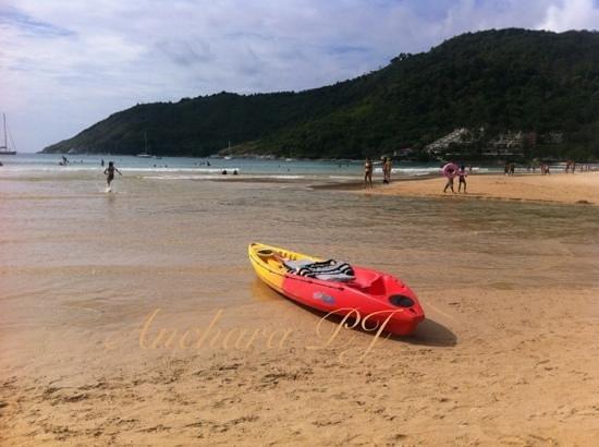 Nai Harn Beach:                                                                         พักผ่อนกันหน่อย
