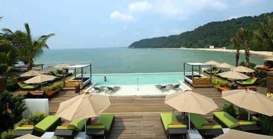 Club Med Cherating Beach: Quiet Pool