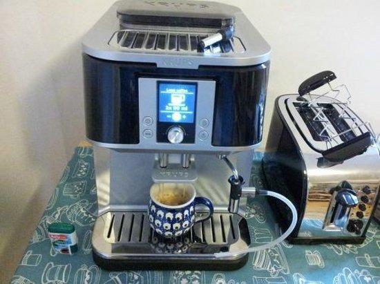 Wandering Praha:                   Coffee machine