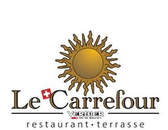 Le Carrefour : logo