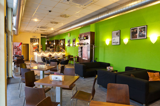 Charisma Cafe & Bar