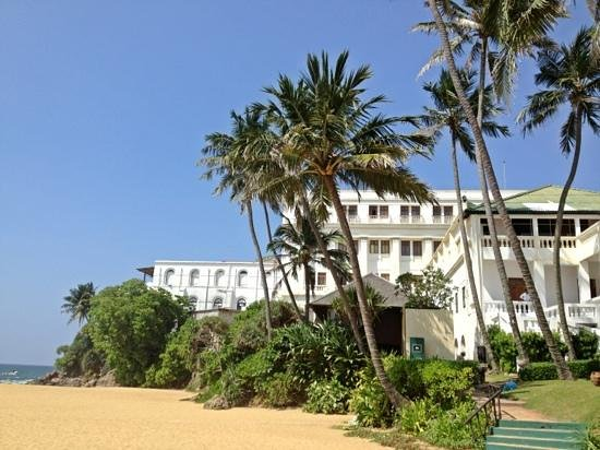 ‪ماونت لافينيا هوتل:                   mount lavinia hotel beach