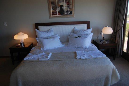 Schulphoek Seafront Guesthouse & Restaurant:                   Bedroom