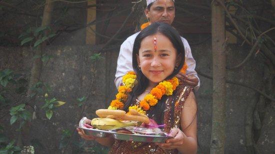 Pushpa Guest House: princa