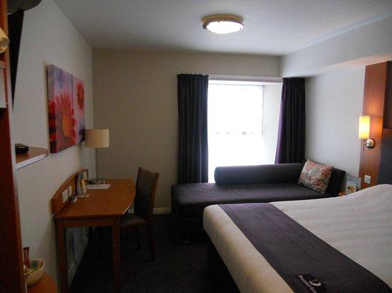 Premier Inn Huddersfield Central Hotel:                   My room