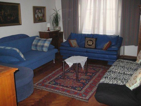 Apartment Konvikt:                   Soggiorno