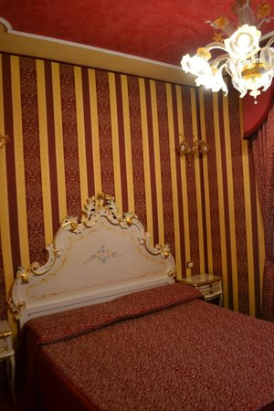 Hotel Belle Arti:                   Номер