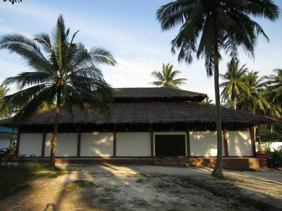 Agama Yoga: the new hall - enlightenment hall