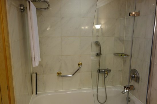 InterContinental Istanbul:                   バスルーム