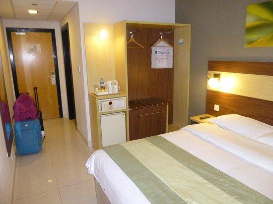 Citymax Hotels Al Barsha:                   Camera