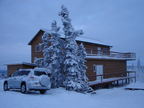 Aurora Borealis Lodge:                   Overnight Accommodations