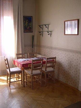 4YOU CityCenter Apartments:                   гостиная