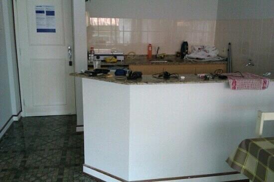 Residencial Lexus Beira-mar:                   cocina
