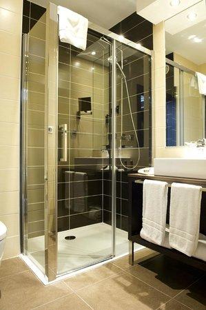 Hype Hotel : salle de bains