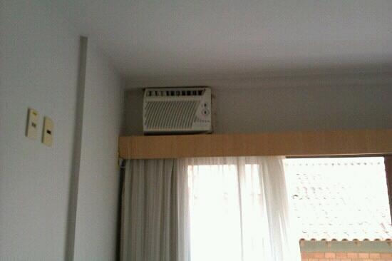 Residencial Lexus Beira-mar:                   aire acondicionado en habitación