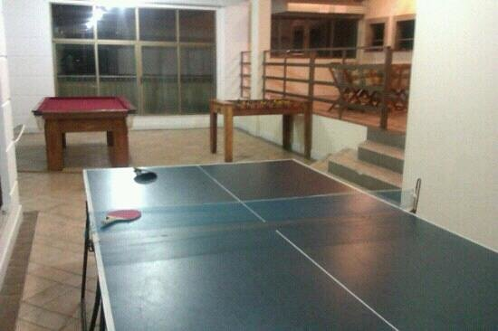 Residencial Lexus Beira-mar:                   sala de juegos 24 hs