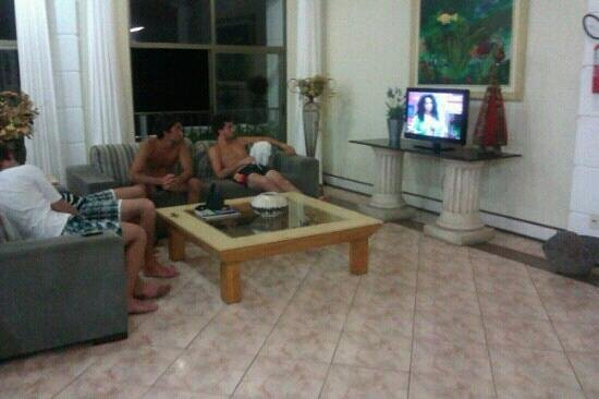 Residencial Lexus Beira-mar:                   lobby