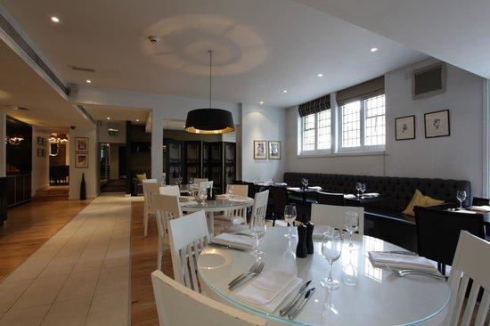 The High Table Brasserie & Bar