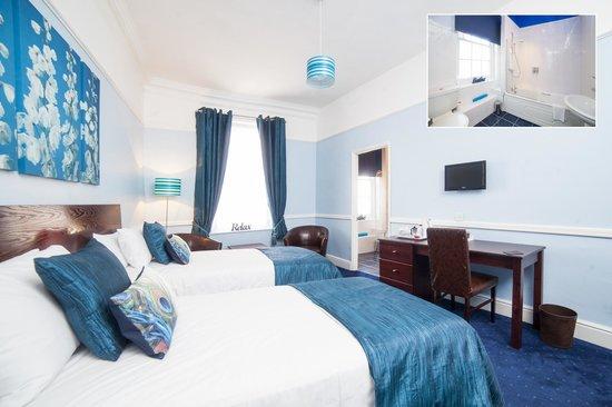 The George Hotel: Twin En-suite