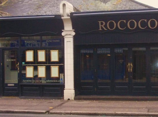 Rococo Liegh on Sea has shut down - Review of Rococo, Leigh-on Sea ...