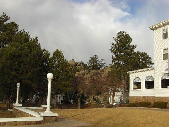 Stanley Hotel: Westside