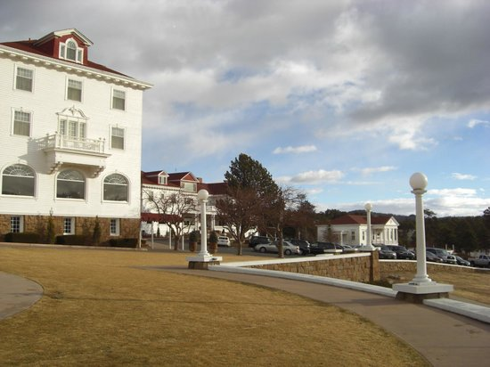 Stanley Hotel: Eastside