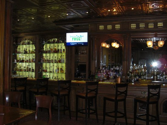 Stanley Hotel: Whiskey Bar