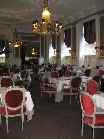 Grande Hotel Do Porto:                   Ресторан