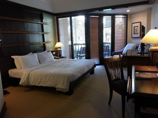 Sutera Harbour Resort (The Pacific Sutera & The Magellan Sutera): Comfy room