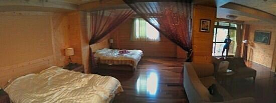 Cingiing Dream Forest Villa:                   237四人房