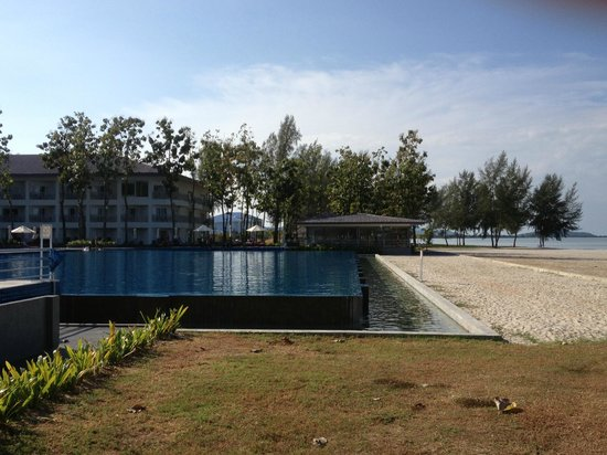 Century Langkasuka Resort:                   Pool Only Positive Feature