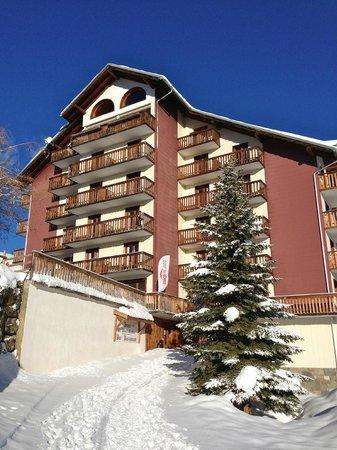 Clubhotel Le Mont Corbier:                   Club Le Mont, Le Corbier