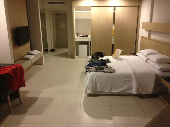 Century Langkasuka Resort:                   One of 4 Rooms With Dirty, Damaged, Stained, Broken and Missing Items