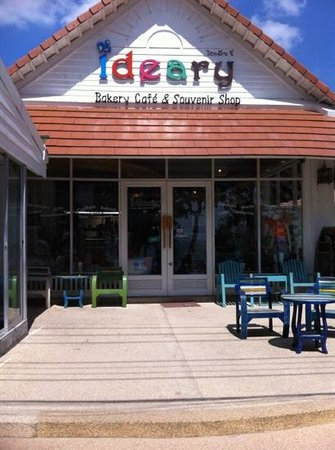 ‪Ideary Cafe and Bakery‬