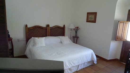 Casa de Siete Balcones : Bedroom