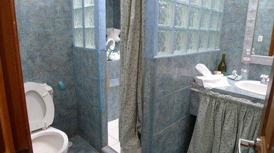 Casa de Siete Balcones: Bathroom
