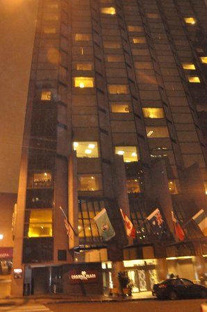 Crowne Plaza Seattle Downtown Area: Hotelgebäude