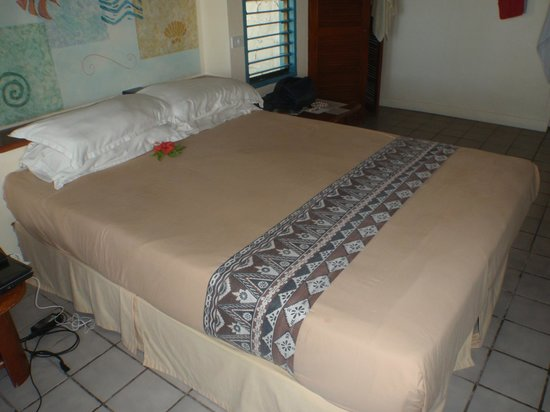 Fiji Hideaway Resort & Spa:                                     Bed
