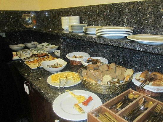 Sultan Palace Hotel: Breakfast