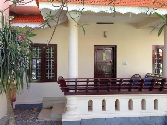 Signature Residence:                   nice terrace