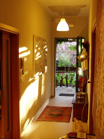 Allo Squero B&B with Garden: corridor