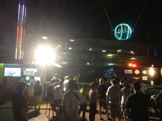 2Sky Pattaya-Rocket Ball:                   My jump!!