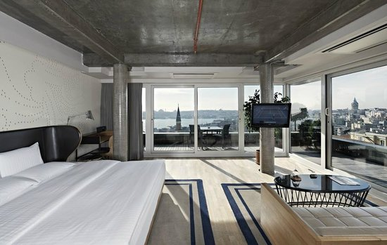 Witt Istanbul Suites: Penthouse