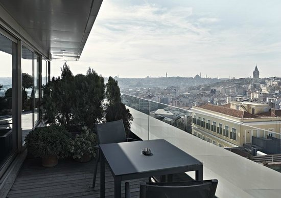 ‪‪Witt Istanbul Suites‬: Queen Panoramic Terrace‬