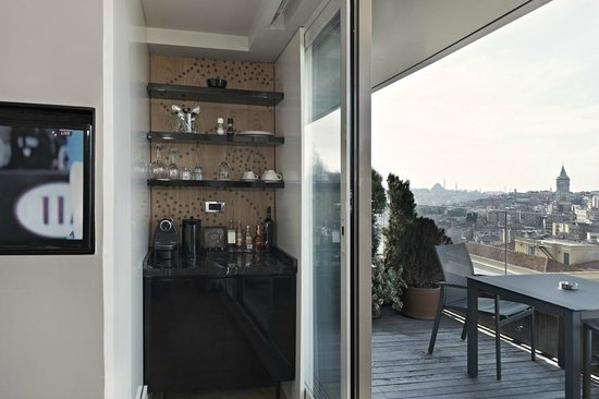 Witt Istanbul Suites : Queen Panoramic Terrace