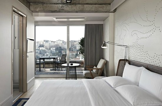 Witt Istanbul Suites: Queen Panoramic Terrace